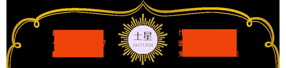 土星のキーワード:現実化、グラウンディング、粘り強さ、仕事、安定、困難と試練を乗り越える叡智と力